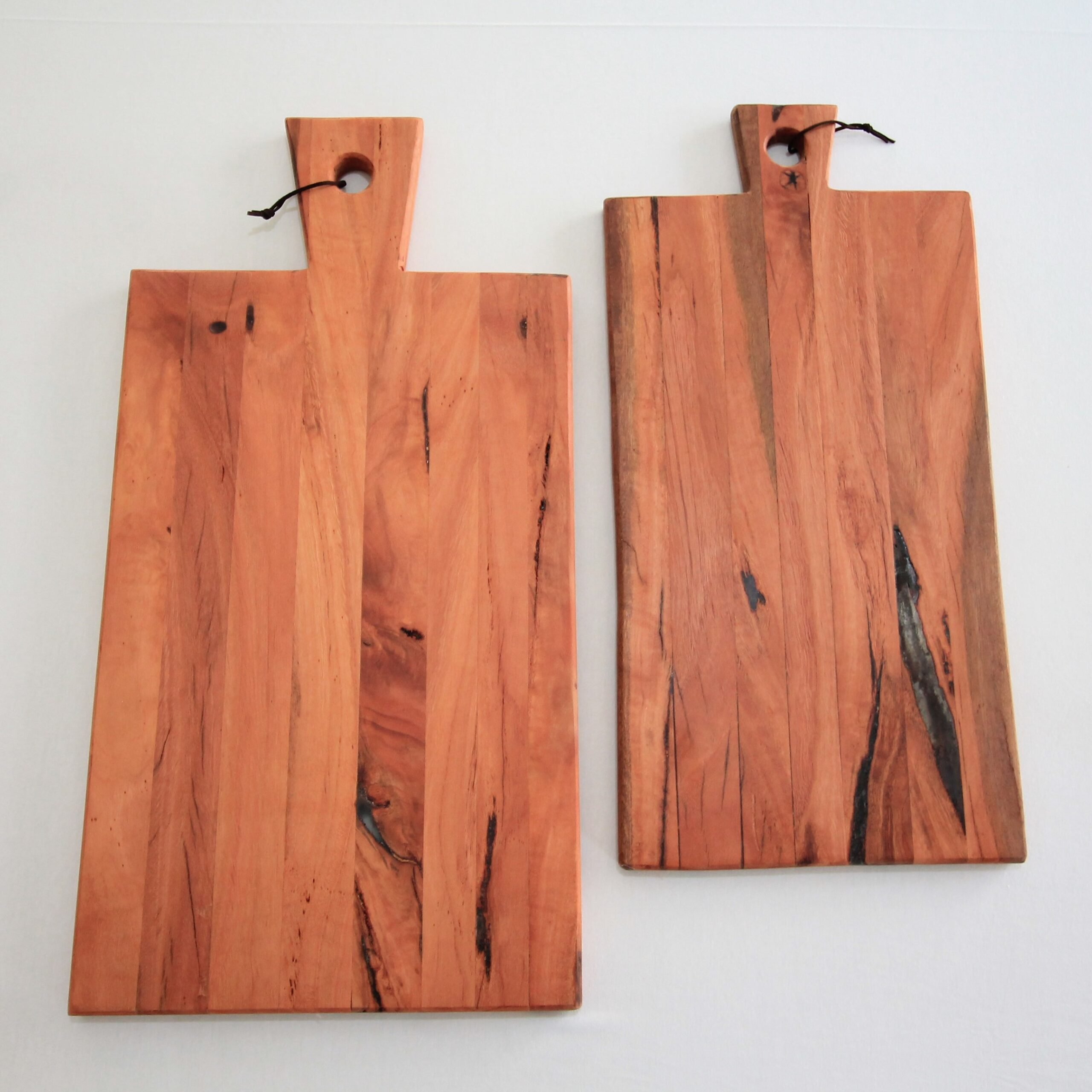 Blue gum serving boards and chopping boards